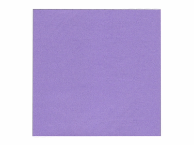 Six Inch Lavender Origami Paper Set