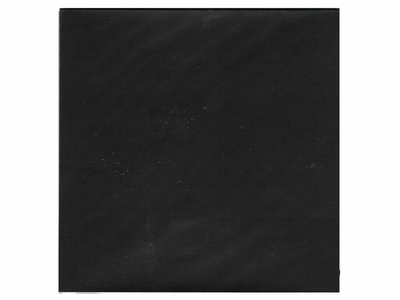 Six Inch Black Origami Craft Papers