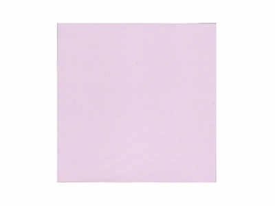 6 Inch Pastel Pink Origami Paper