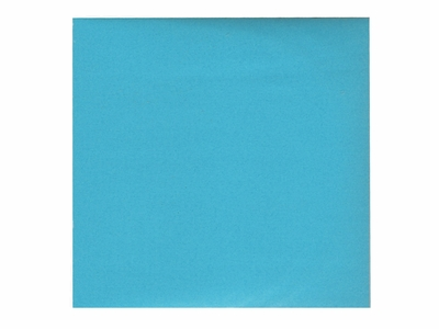 6 Inch Light Blue Origami Paper