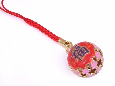 Cherry Blossom/Mt. Fuji Japanese Good Luck Charms