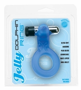 Jelly Dolphin Vibrating Ring