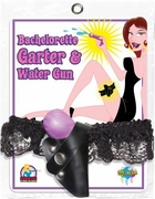 Bachelorette Garter and Water Gun