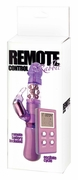 Remote Control Rabbit - Purple - Waterproof
