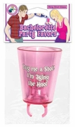 Bachelorette Party Favors Ring Shot Glass