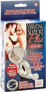 Vibrating Support Plus Triple Point Enhancement System