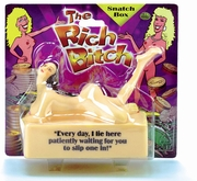 The Rich Bitch Coin Box
