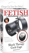 Fetish Fantasy Series Shock Therapy Cock Cage