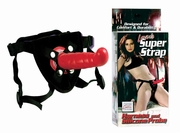 Lovers Super Strap Harness And Silicone Probe