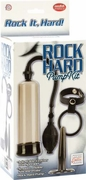Rock Hard Pump Kit – Black
