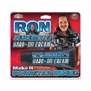 Ron Jeremy's Hard-On Cream - 0.5 oz.