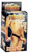 Robotic Vibrating Male Extension