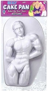 Sexy Cake Pan - Male Form