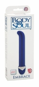 Body & Soul Embrace G-Spot Vibe, Blue