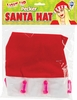 Light Up Pecker Santa Hat