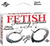 Fetish Fantasy Official Handcuffs - Metal