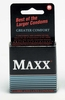 Maxx Larger Condoms - 12 Pack