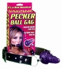 Pecker Ball Gag