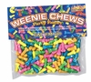 Weenie Chews Penis Shaped Candy