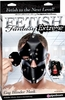 Fetish Fantasy Extreme Gag Blinder Mask