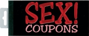 SEX! Coupons