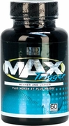 Max Trigger Herbal Supplement Bottle of 60 Tablets