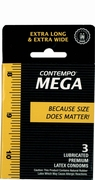 Mega Larger Size Condoms