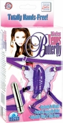 Wireless Venis Butterfly-Purple