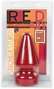 The Challenge! Red Boy Extra Large Butt Plug