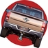 Chrome Tow Nutz -Trailer Hitch Cover