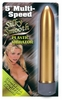 The Mini Pearlesence Vibrator - Gold