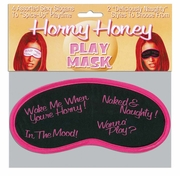 Horny Honey Play Mask
