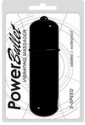 Power Bullet 3-Speed Black 6 Inch