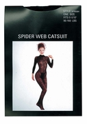 Spider Web Catsuit
