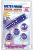 Waterproof Mini-Mite Vibrator, Purple