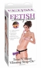 Fetish Fantasy Series Twist N' Shout Vibrating Strap On