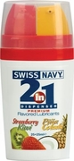 Swiss Navy 2in1 Dispenser Premium Flavoured Lube