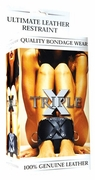 Triple X Ultimate Leather Restraints