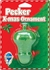 Pecker X-Mas Ornament - Red or Green