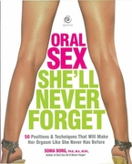 Oral Sex She'll never Forget - Book