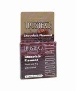 Trustex Condoms - Chocolate - 3 Pack