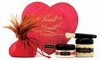 "Kama Sutra "" Sweet Heart Gift Box"", Strawberry"