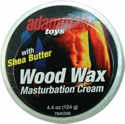 Adammale Toys Wood Wax Masturbation Cream