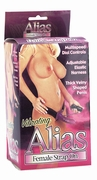 Alias Female Strap-on Vibrator