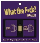 What the F*ck? Bar Cards Game
