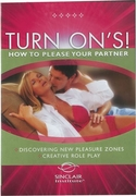 Turn On's! - volume 2 DVD - red