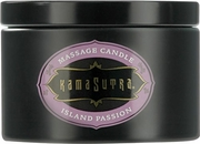 Kama Sutra Massage Candles, Island Passion