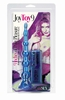 Joy Toy 9 Vibrating Butt Plug - Blue