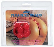 Pleasure Beads - Red