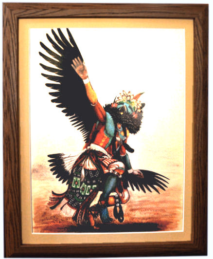 recipe: hopi eagle dancer kachina [21]